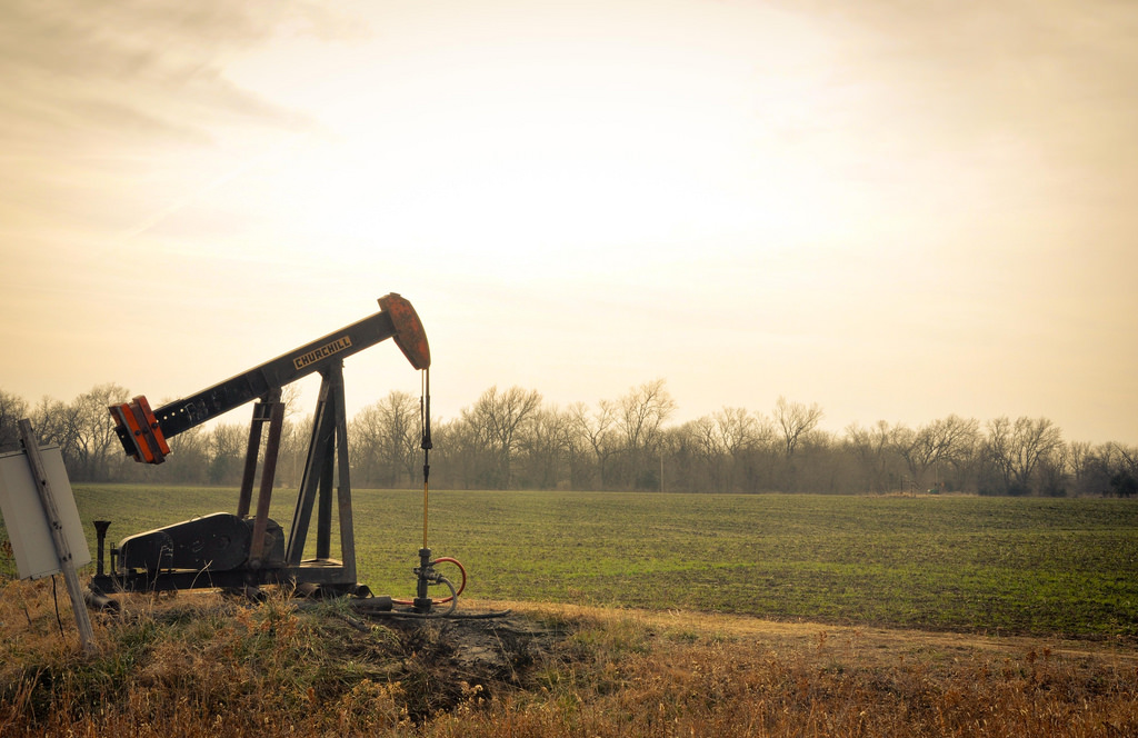 Oil and Gas Jobs and Taxes Leading Oklahoma's Recovery