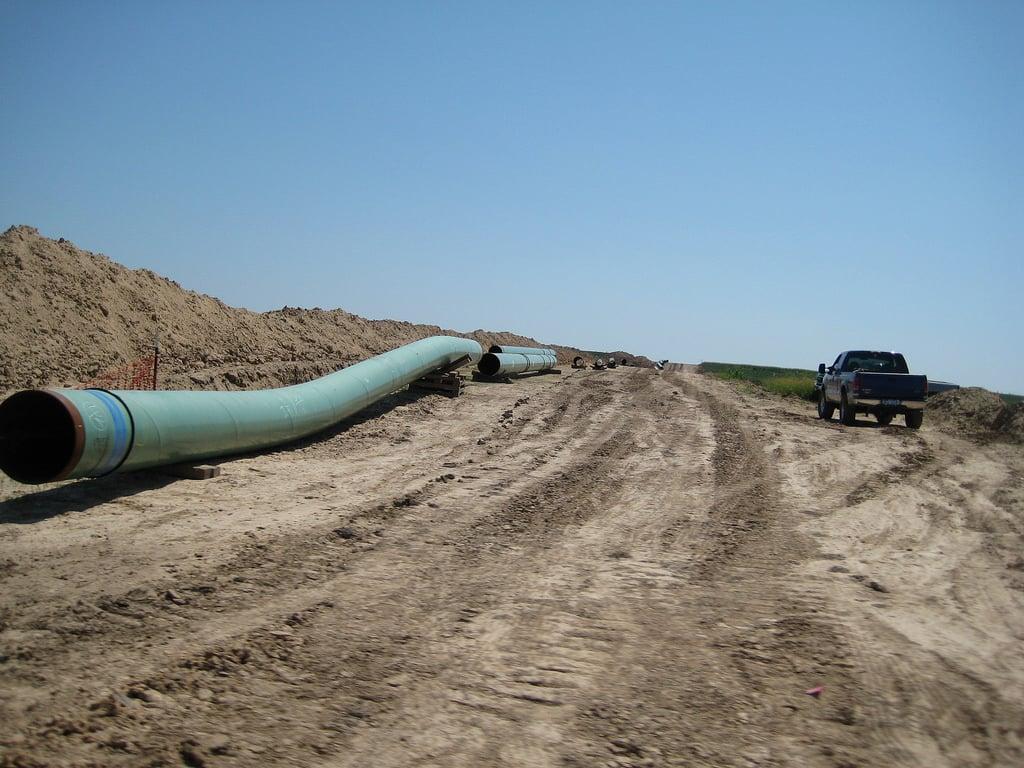 Nebraska Farmers Are Final Obstacle to Keystone XL Pipeline