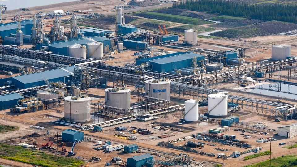 Suncor Considers New Alberta Oilsands Project
