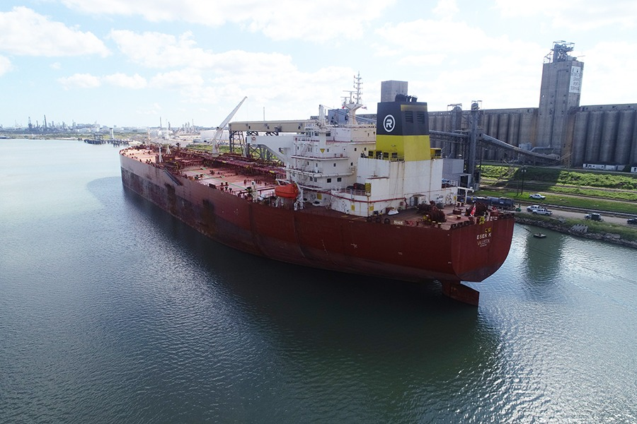 EPIC Midstream loads first 750,000 Barrel oil tanker at new Texas Export Terminal