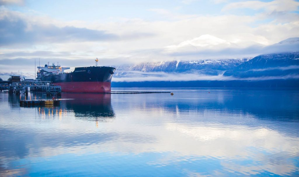 Government of Canada introduces Oil Tanker Moratorium Act