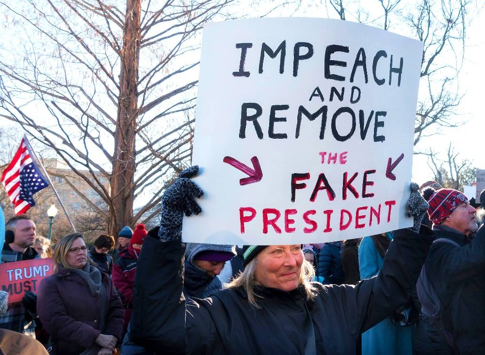 Donald Trump Has Been Impeached - So What Happens Now?