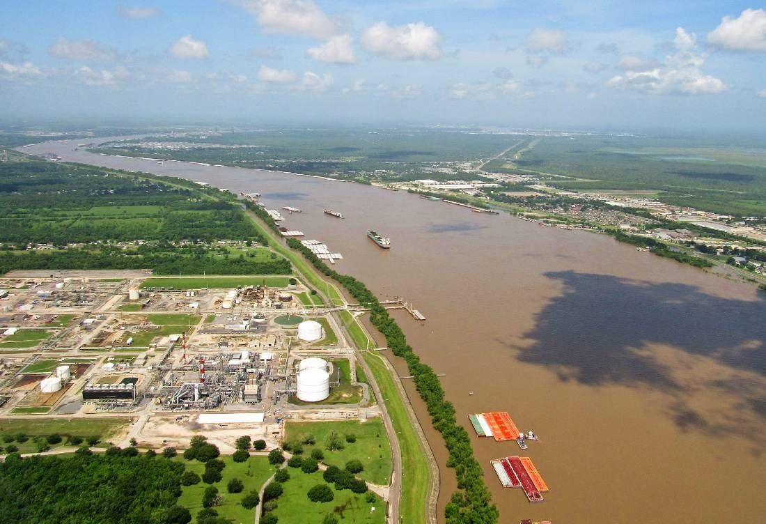 Regulator Approves $27.5B LNG Site Prep in Louisiana: Construction in 2020