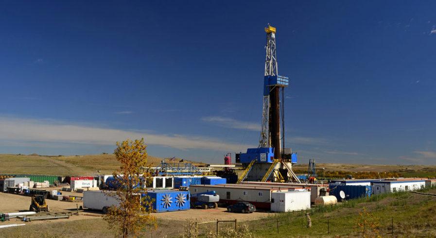 North Dakota Oil Patch Bounces Back