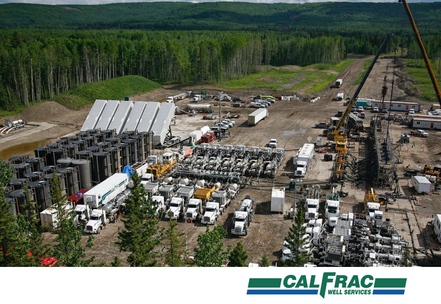 Calfrac Well Services June Recruitment Hiring Fair in Calgary & Edmonton