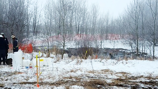 200,000 Litres of Crude Oil spilled on First Nations land in Stoughton Saskatchewan