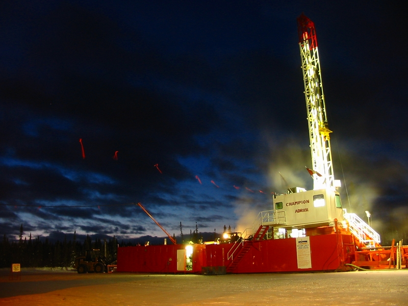 US Rig Count Up by 12 Last Week
