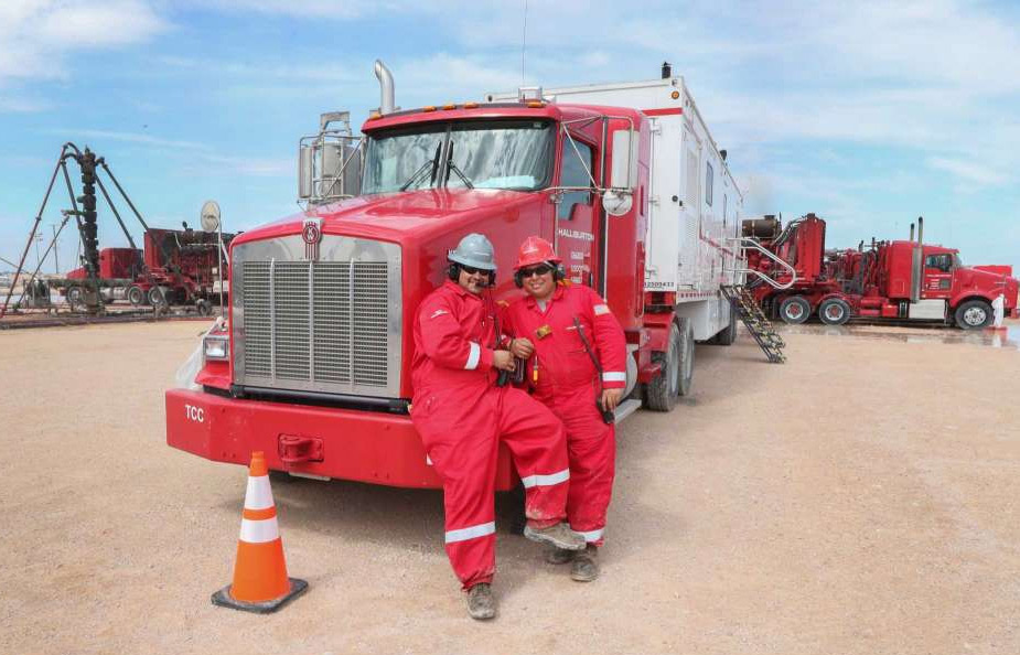 Halliburton Adds 100 Texas Fracking Jobs a Month