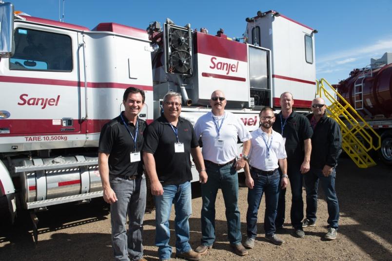Sanjel Energy Services Hiring Event Jul 24-25 in Grande Praire