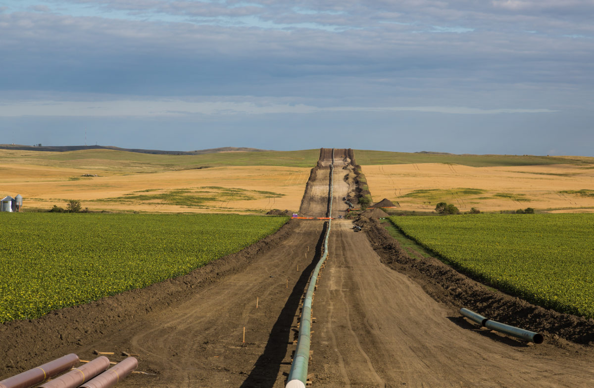 Dakota Access Review Likely to Take Months