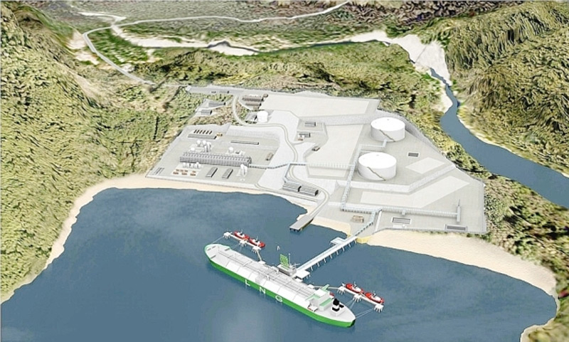 Petronas Abandons Pacific NorthWest LNG Project