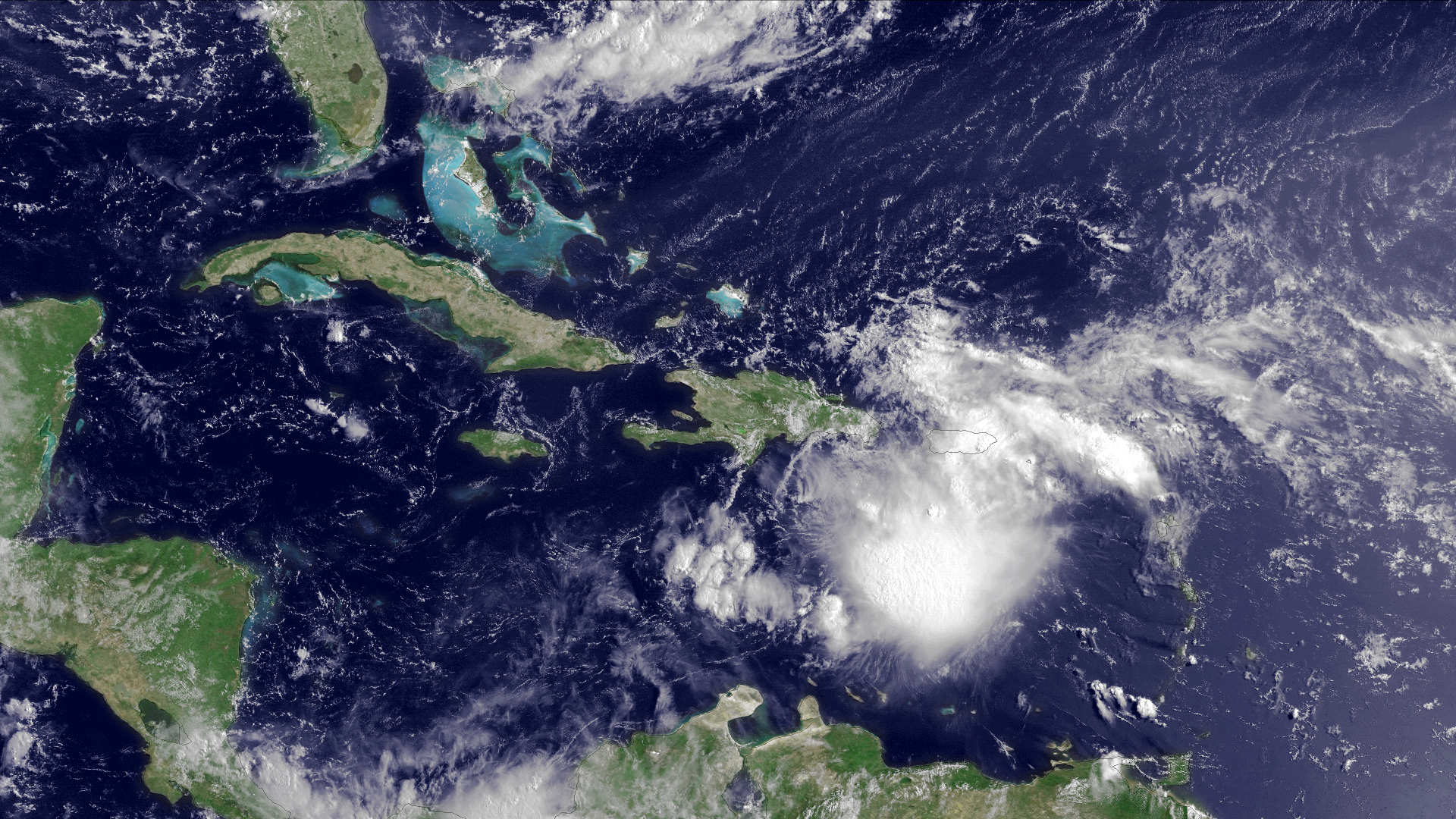 Tropical Storm Emily Adds to Rig Decrease