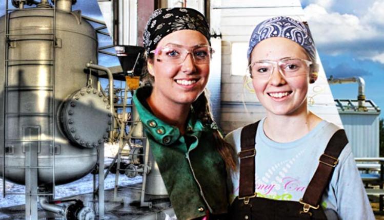 Warning Sounded Over Oil Industry's Widening Gender Gap