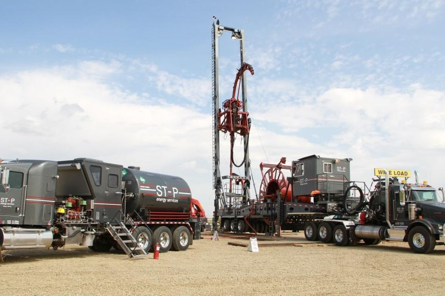 STEP Energy Services Central Alberta Hiring Fair