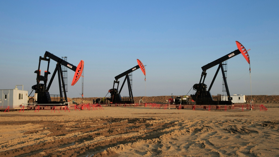 Rig Count Falls in Baker Hughes Weekly Report