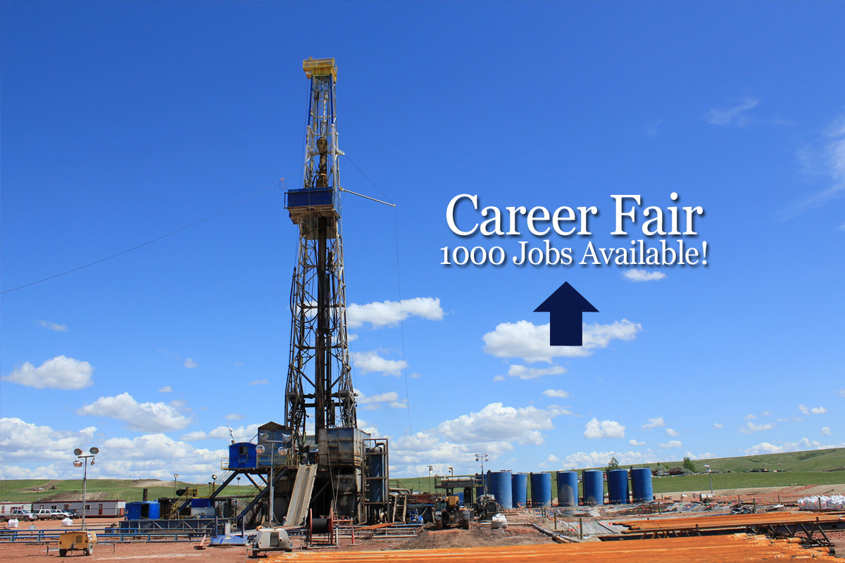 1000 Jobs Available @ Midland Oil & Gas Job Fair Aug 30th