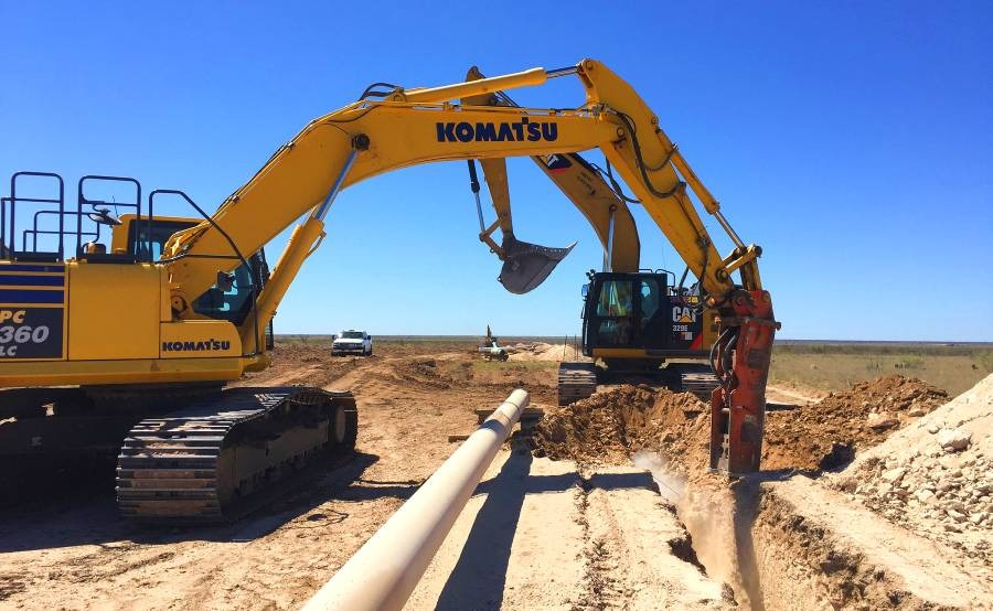 $260M & 148 Miles of New Pipeline Coming to New Mexico & Texas: Work Commences Immediately