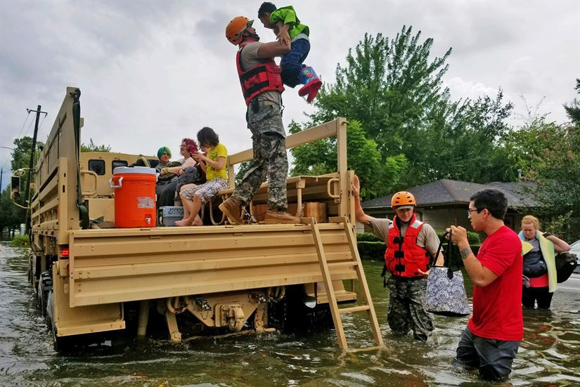 How to help victims of Hurricane Harvey in Texas