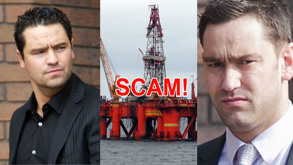 Britain's Most-Wanted Con Duo Named in Oil Jobs Scam Targeting Ex-Servicemen