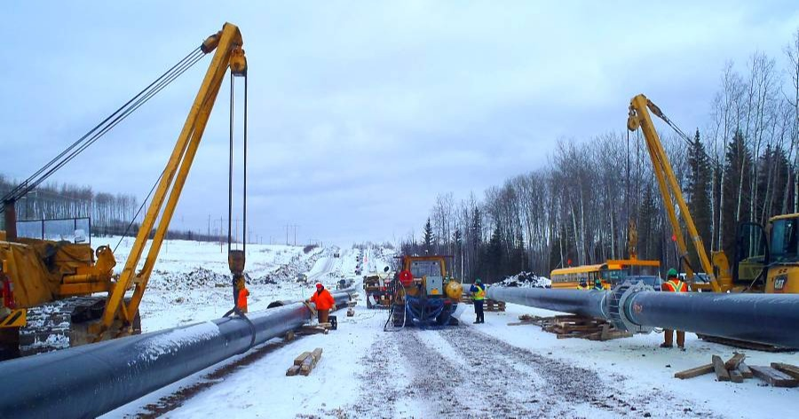 Keystone XL Starting Point Hardisty, AB Ready to Welcome Workers