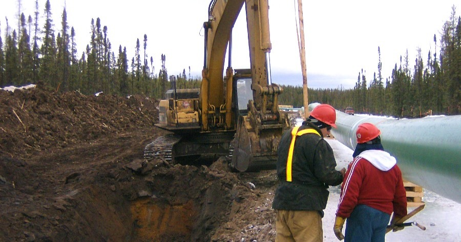 Transmountain Construction Progressing in Alberta: Here's How to find a Job
