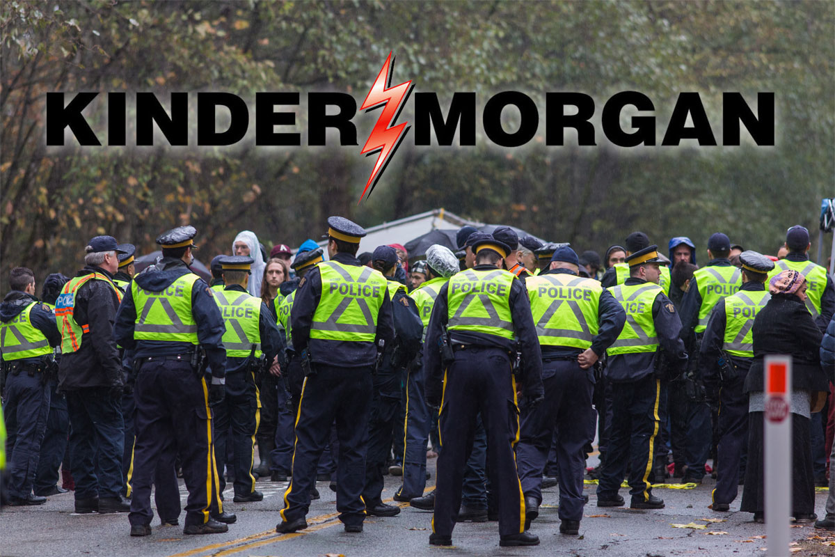 Kinder Morgan Canada Ordered to 'Stop' Pipeline Expansion