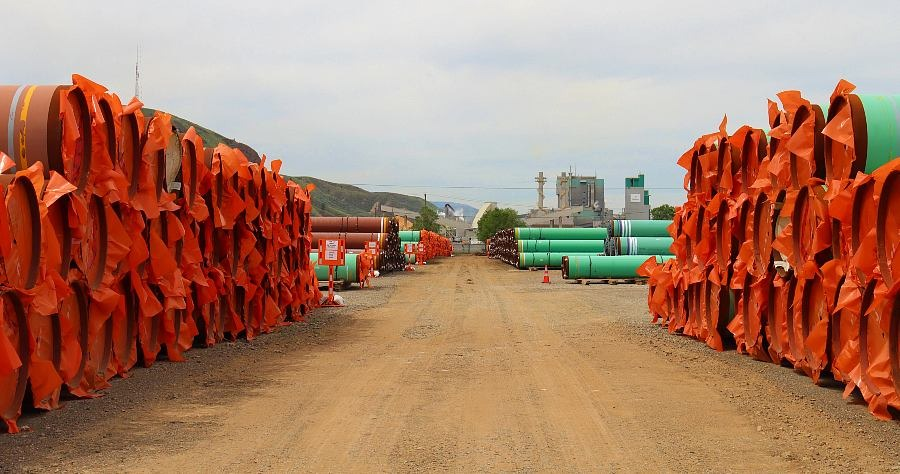 Trans Mountain Pipeline Expansion Begins in Kamloops, 600 Workers Expected at Height of Construction