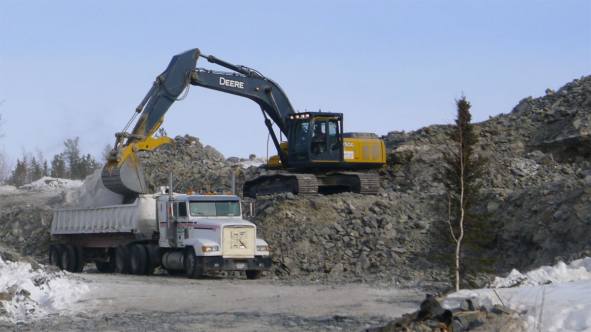 Various Mine Sites Require Remote Positions for Winter Road Projects