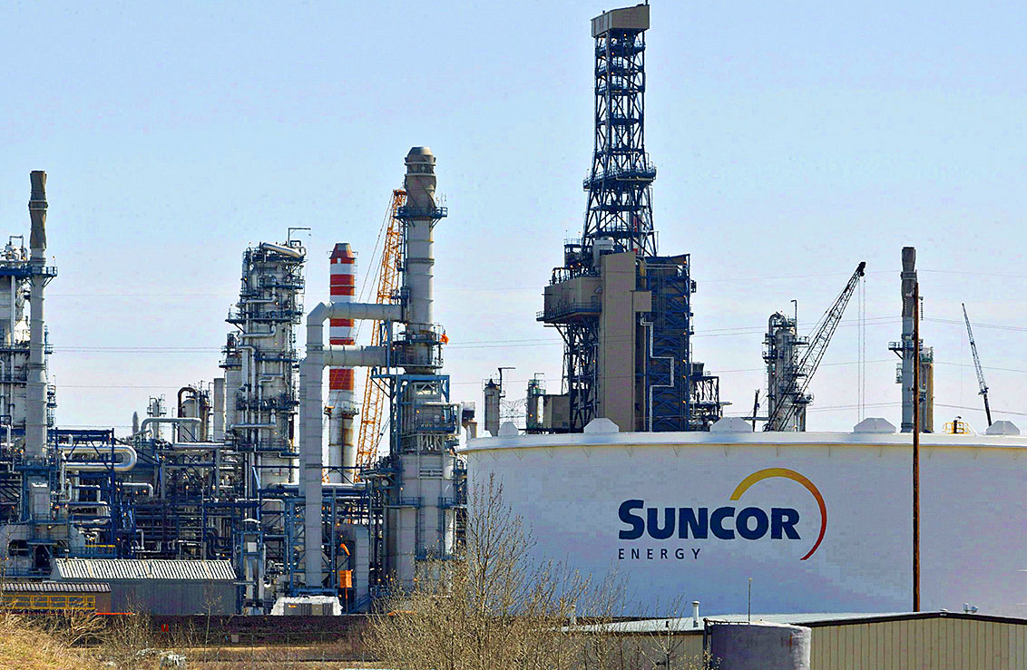 Suncor Files for Approval of 40,000bpd Oilsands Project in Northern AB