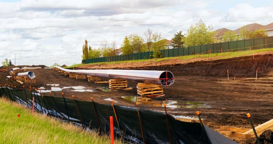 Keystone XL Pipeline brings 'Mini-Boom' to Alberta Town