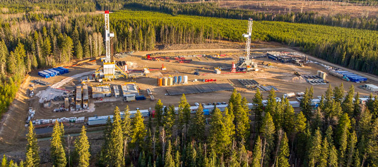Chevron Plans Canadian Push in Duvernay Shale Formation