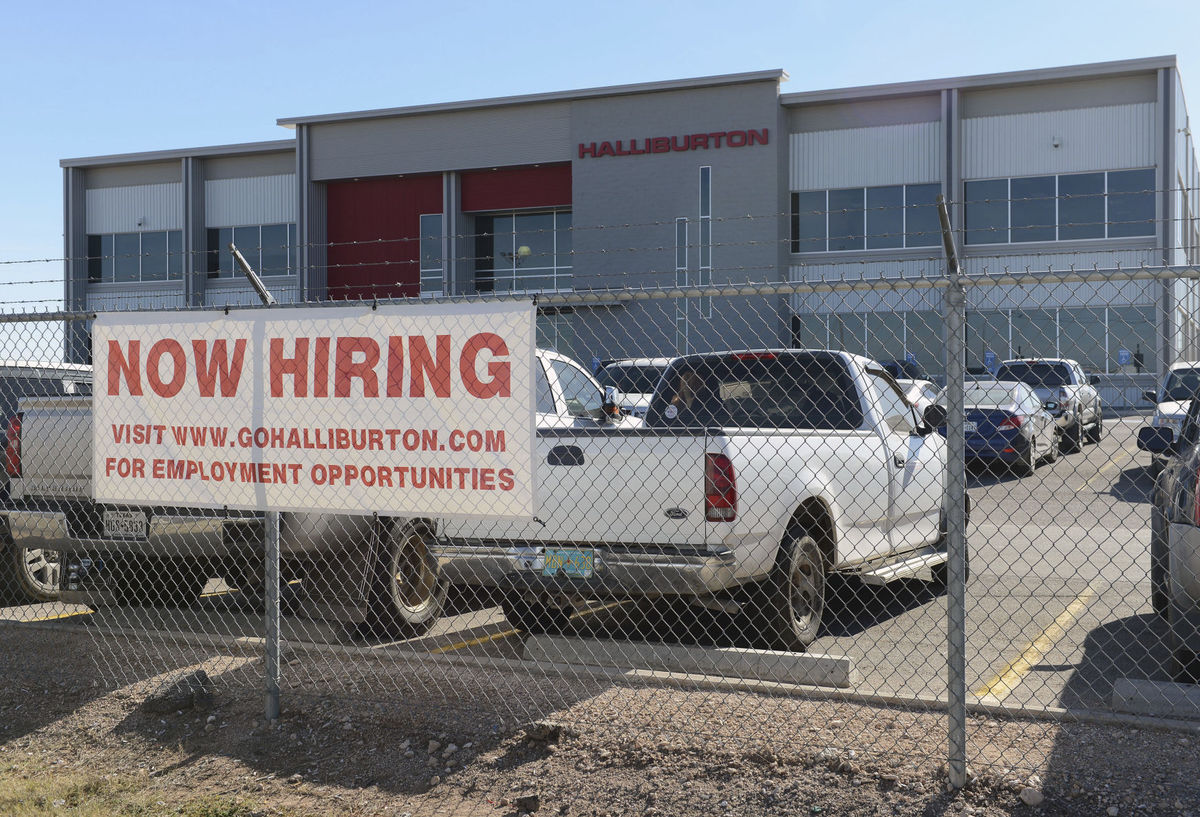 Haliburton Hiring in New Mexico's Four Corners