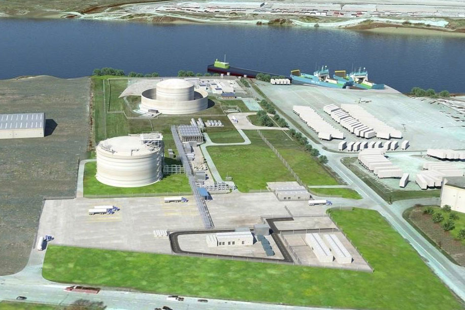 First LNG Shipment Opens Asian Export Door for BC