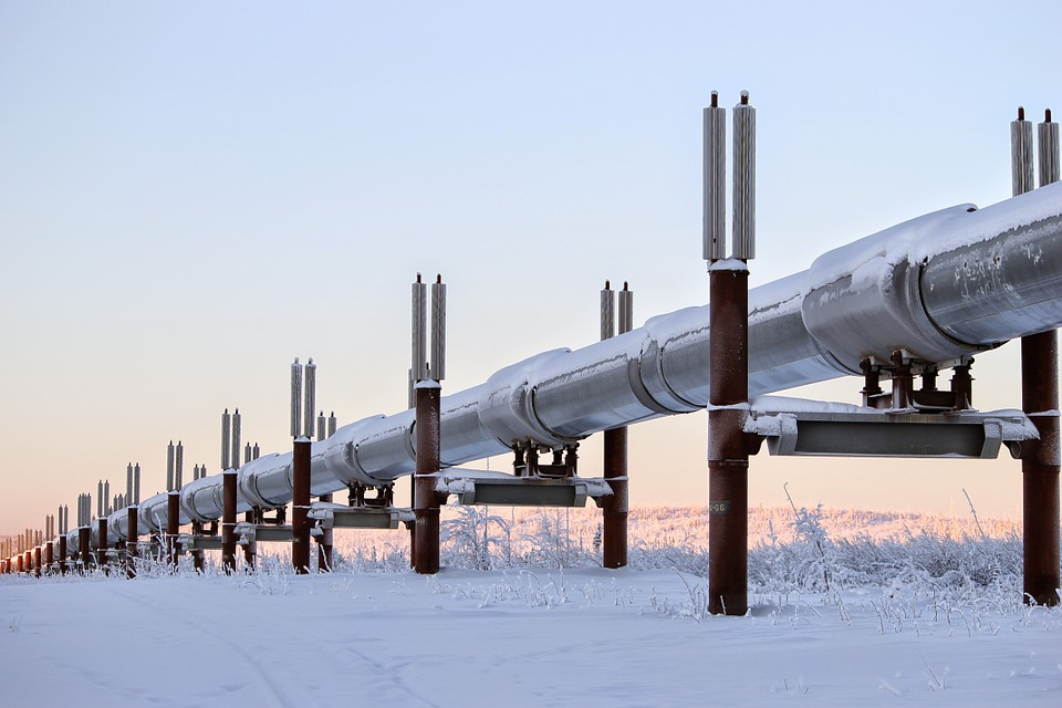 Small Signs of Recovery for Oil in Alaska