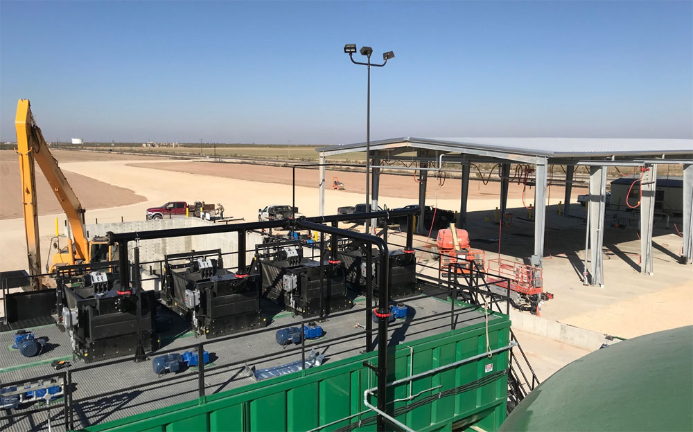 Jobs Created With New Oilfield Waste Facility South Of Midland