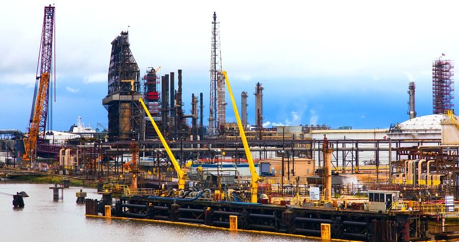 1200+ Construction Jobs Coming w/New $130M Port Arthur Oil Terminal