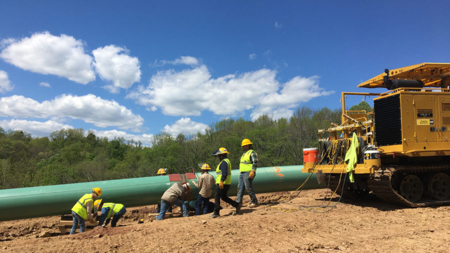 TransCanada's Leach Xpress Pipeline Becomes Operational