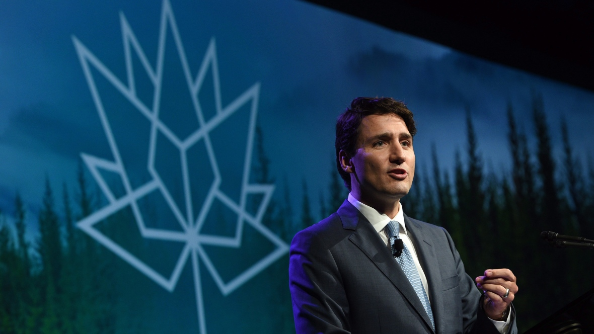 Trudeau Says Border Tax Will Hurt US, Canada Economies