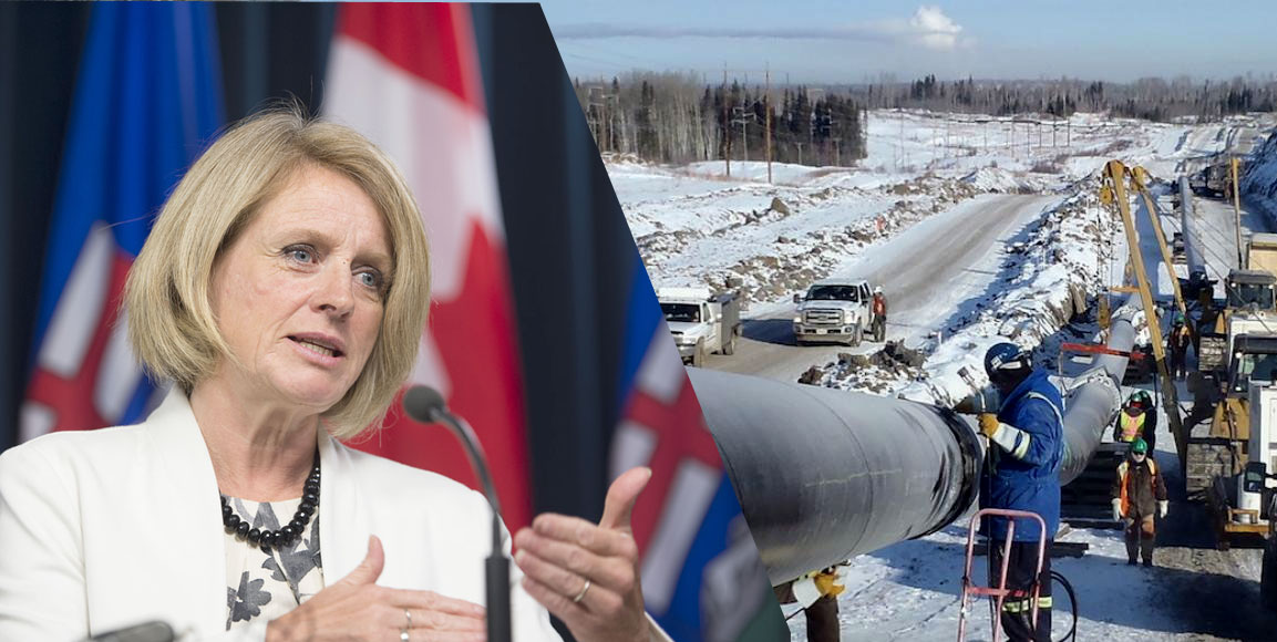 Alberta Makes 20 Year Capacity Pledge to Back Keystone XL