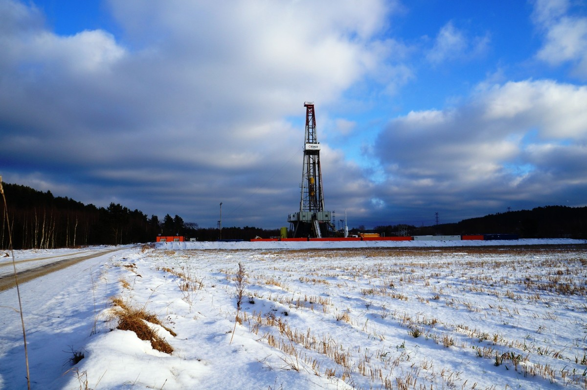 Sask Drilling Activity Leads Canada