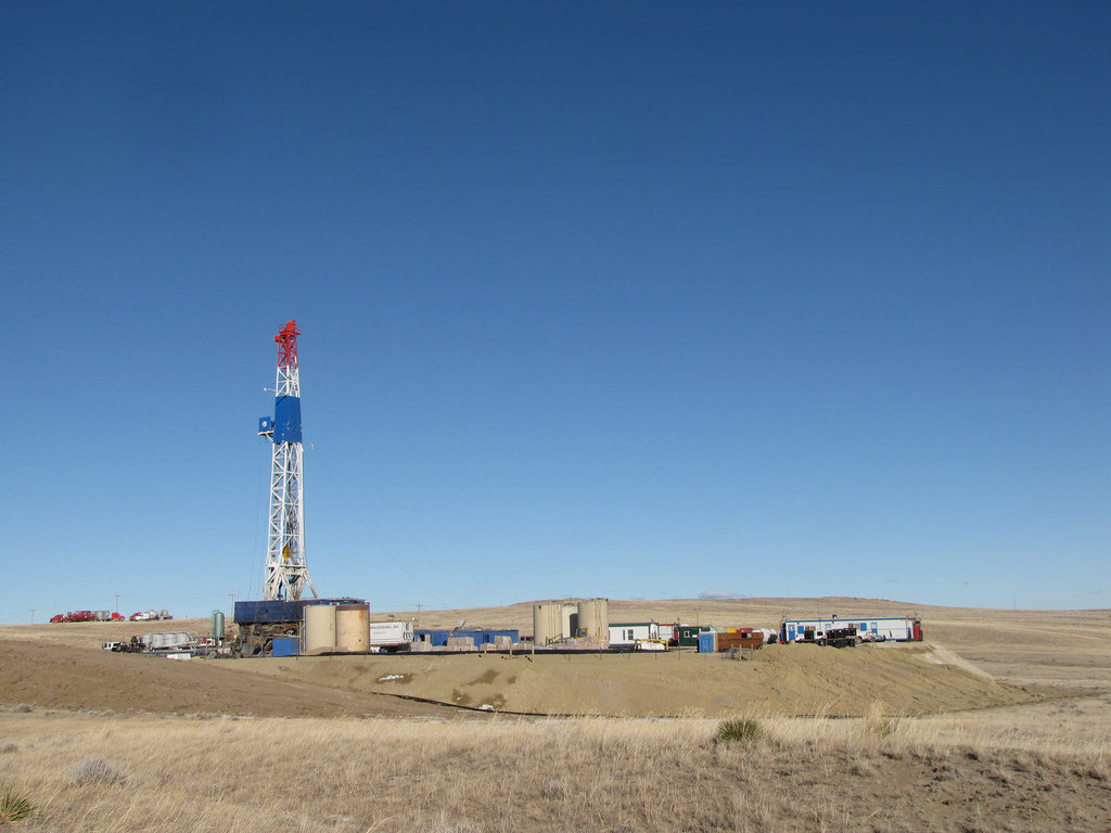 Wyoming Proposes Massive Oil and Gas Project