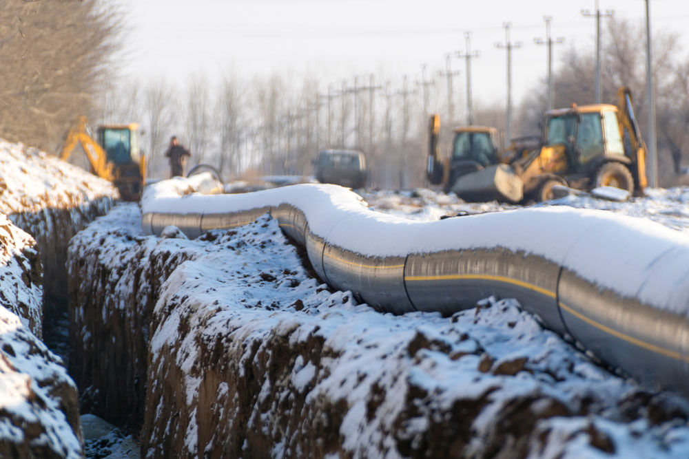 With Keystone XL in Limbo, TransCanada Announces $2.4 Billion NGTL Expansion