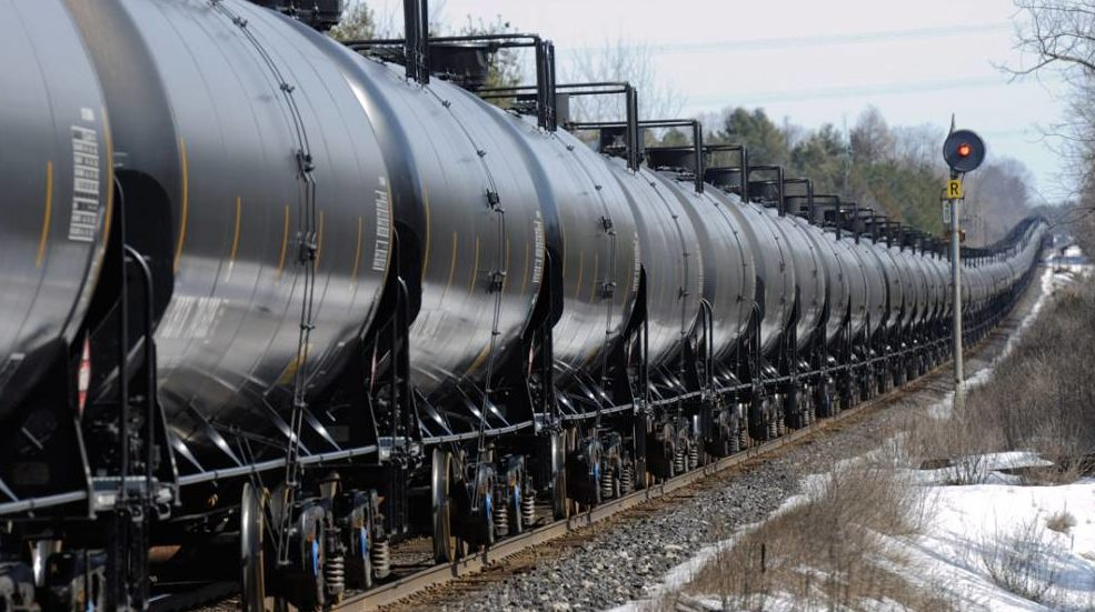 Canada's Crude-by-Rail Terminals Sit Idle while Demand for Oil Grows