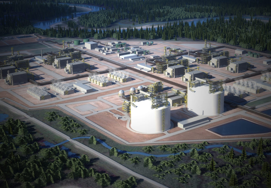 LNG has Wide Support from BC First Nations