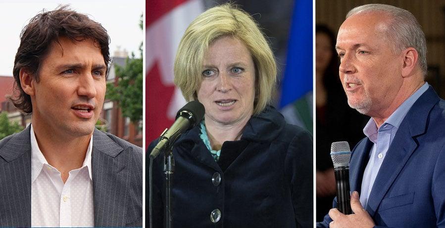 Sunday Showdown in Ottawa for BC and Alberta in Pipeline Standoff