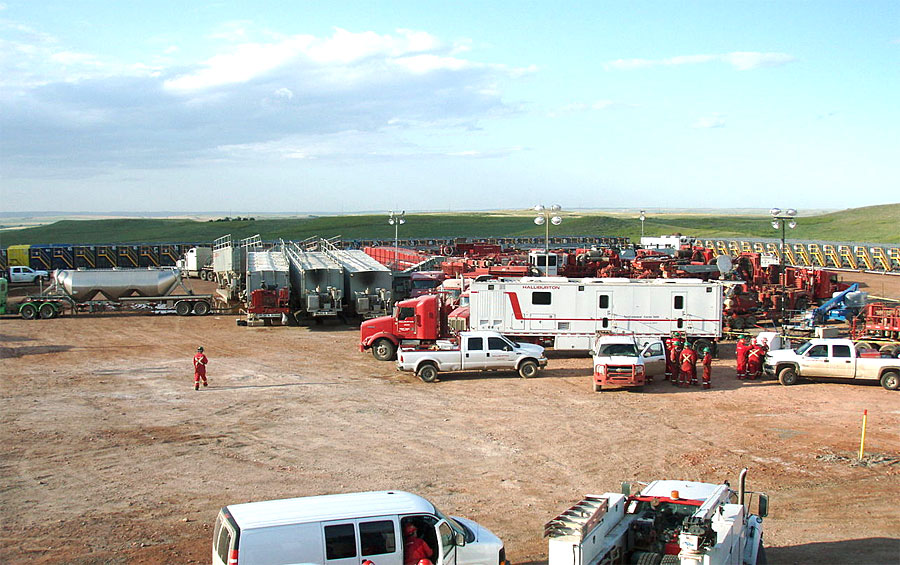 Job Openings Outnumber Workers 2 to 1 in the Bakken