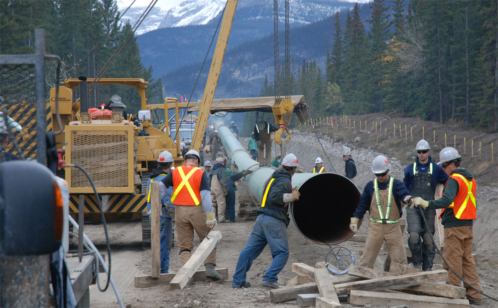 Alberta Steps Up BC Pipeline Fight With Marketing Blitz, New Law