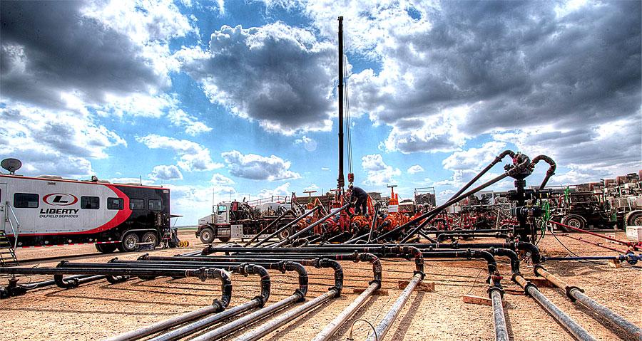Boom Time for Bakken Oil Services