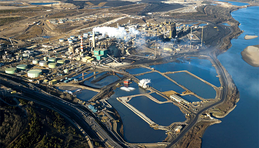 'Carbon Bubble' Spells Doom for Canada's Oilsands: Report