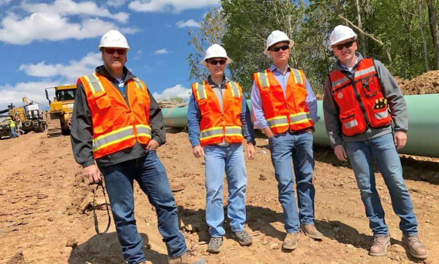 TransCanada Plans 800-Worker Camp for BC's Coastal GasLink Pipeline
